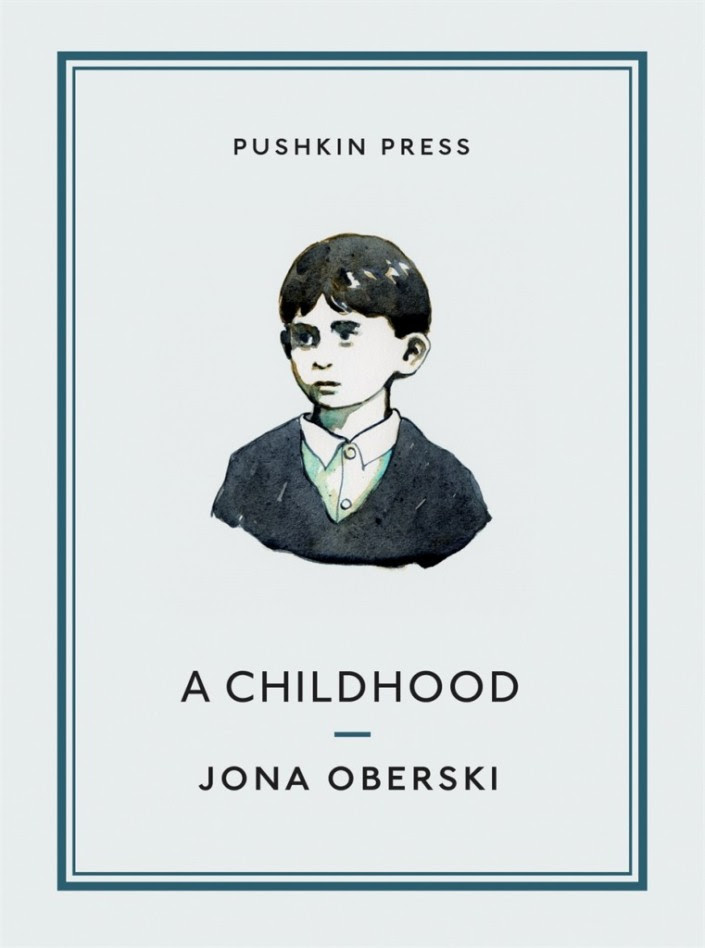Jona Oberski: A Childhood (Pushkin Press)