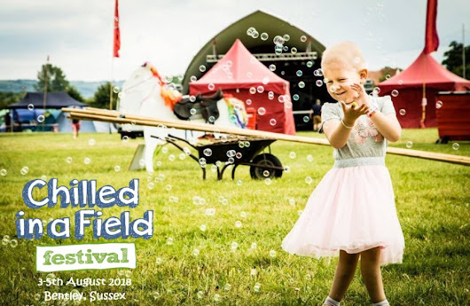 Chilled in a field family festival returns!