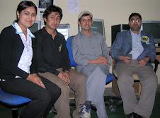 With Krishna Abiral