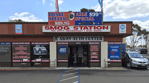$15 Smog Check Coupons - San Diego STAR Station