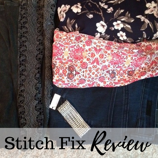 My Stitch Fix Review - Morning Motivated Mom