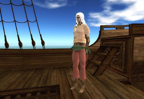 Dragon pirate