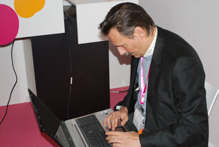 Jaime Jalon Consultor SEO SEM en Ficod 2009