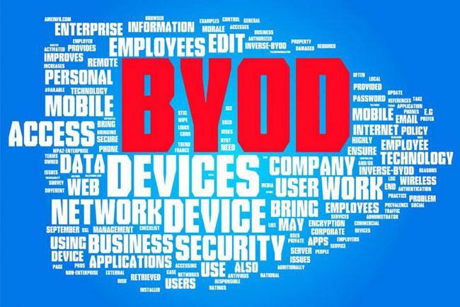 Seguridad BYOD en Android