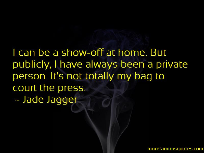 Quotes About Show Off Person Top 25 Show Off Person Quotes From