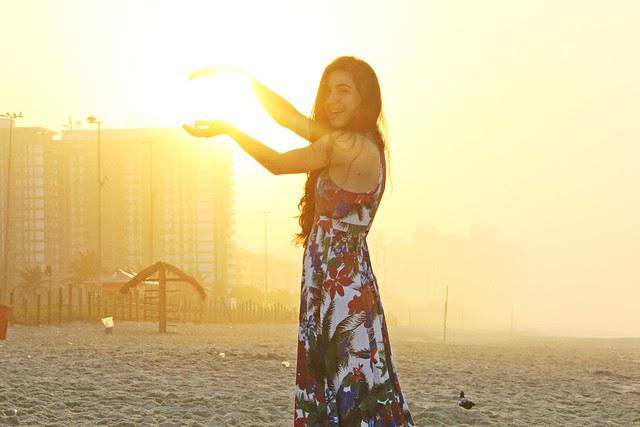 juliana leite praia nascer do sol barra da tijuca por lucas lopes