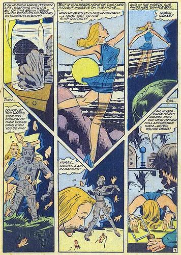Planet Comics 41 - Mysta (March 1946) 06