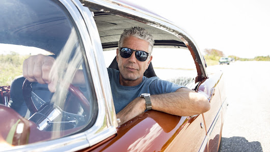 Anthony Bourdain: The Post-Election Interview