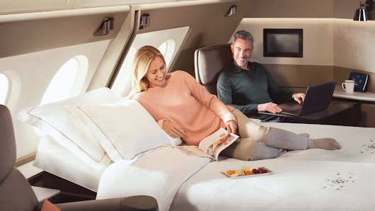 Tip: how to book Singapore Airlines' First Class suites with miles?