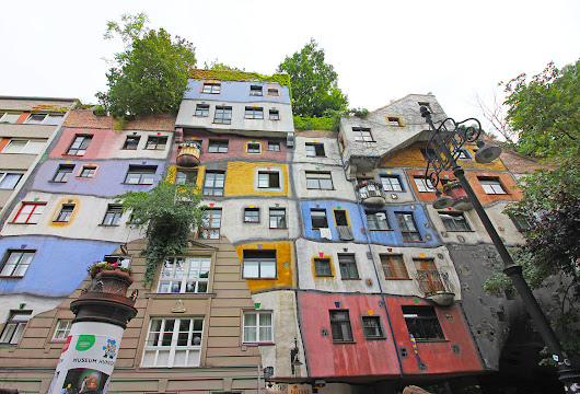 Hundertwasserhaus: Vienna's Colourful & Quirky Housing Complex - The Culture Map