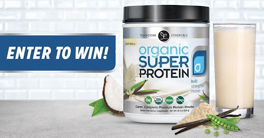 Organic Super Protein Giveaway
