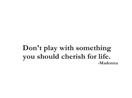 An Ultimate Collection Of 31 Quotes From Madonna To Teach You To Be