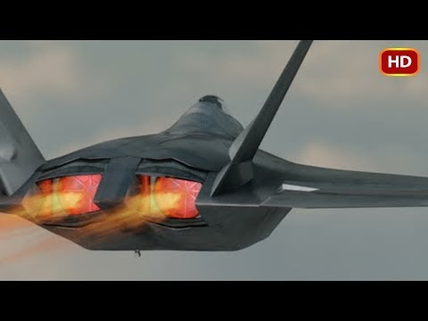 I can't belive this Extremely Powerful F-22 Raptor