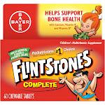 Flintstones Complete Children's Multivitamin, Tablets - 60 count