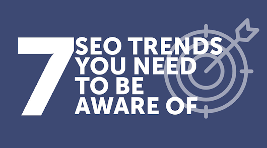 SEO is Evolving: Trend You Need to Know About [Infographic]