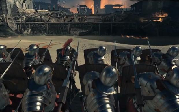 Ryse: Son of Rome é um dos lançamentos para o XBOX One 4 (Foto: Reprodução)