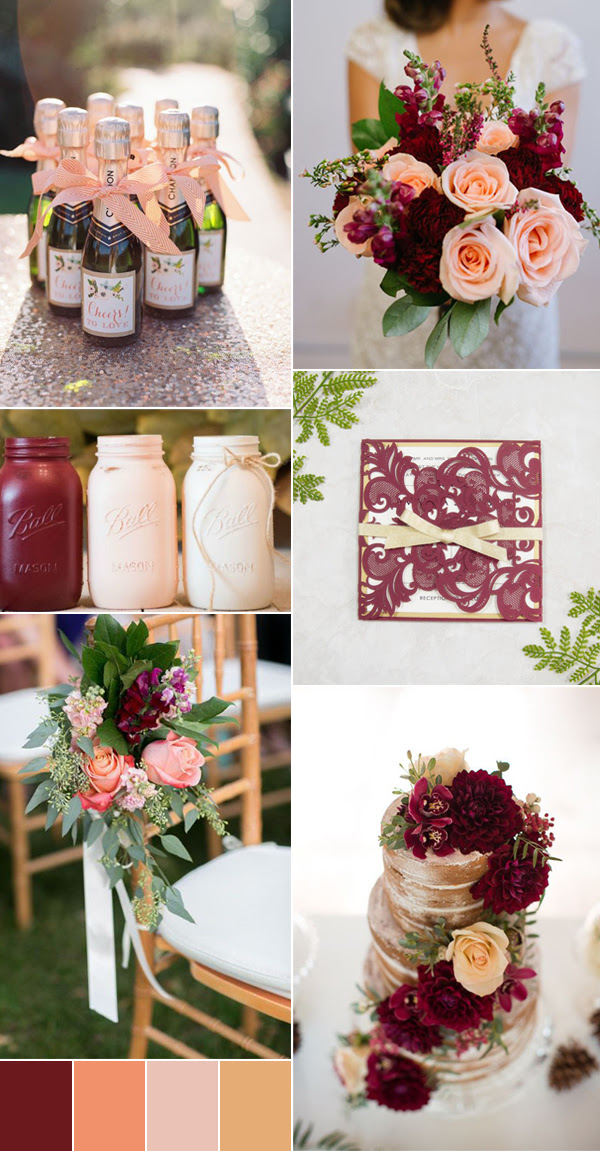 Spring/Summer Wedding Color Ideas 2017 from Pantone ...