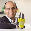 Solar-Powered Artificial Skin