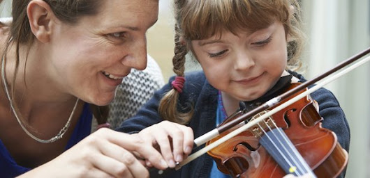 Playing a musical instrument could help children who suffer from anxiety