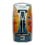 Caliber3 Men's 3 Blade System with 2 Cartridges