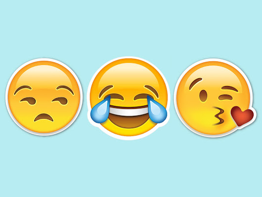 Emoji—Trendy Slang or a Whole New Language?