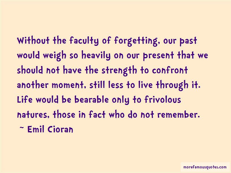 Forgetting Our Past Quotes Top 31 Quotes About Forgetting Our Past