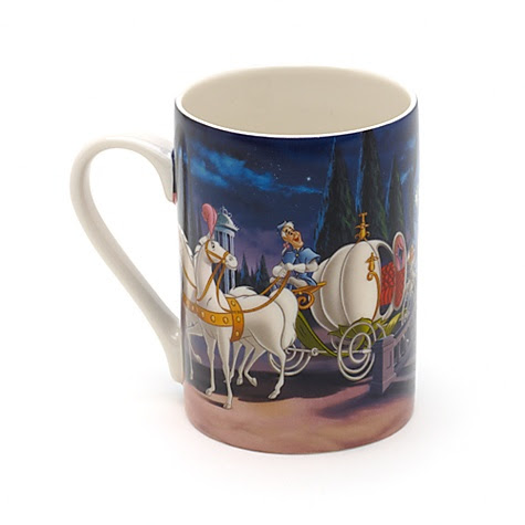 Cinderella - Klassischer Becher