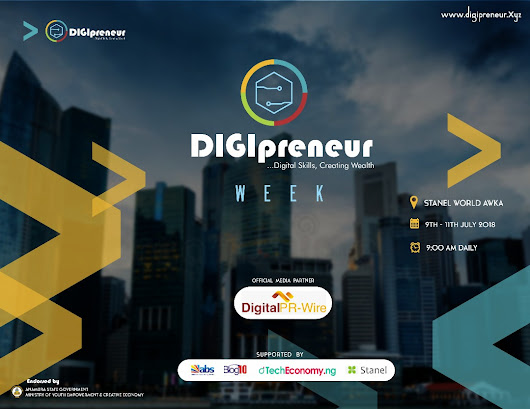 Anambra plans big for Digipreneur Week 2018 - TechEconomy.ng