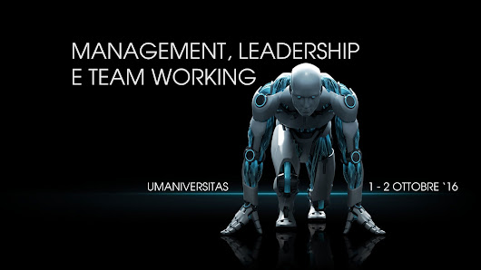 Corso Management Leadership e Team Working - Umaniversitas