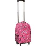 Rockland Bandana Backpack, Pink, S
