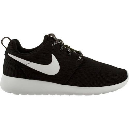 sports shoes ca09b e10ec Nike Roshe One - Womens Shoes - Black/White - 844994002 Size 12.0 ...