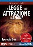 La Legge dell'Attrazione in Azione - Episodio 2 - 2 DVD Live