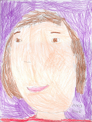 Ava Thursday: Self Portrait
