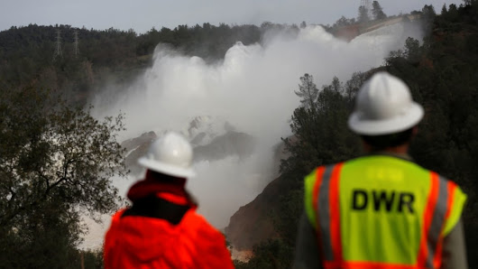 Evacuees might not go home until damaged California dam is repaired