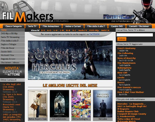 'Pirate' Movie Streaming Sites Declared Legal By Italian Court - TorrentFreak