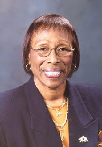 Doris Topsy-Elvord Former City Council Member Long Beach, California