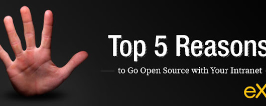 5 Reasons You Should Go with Open Source Social Intranet