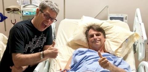 Na UTI, Bolsonaro evolui bem após cirurgia de emergência, diz hospital