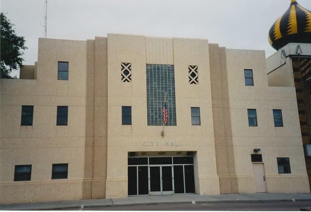 City Hall, Mitchell SD
