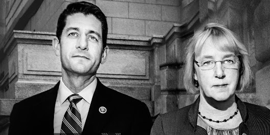 How the Very Liberal Patty Murray and the Very Conservative Paul Ryan Made a Deal