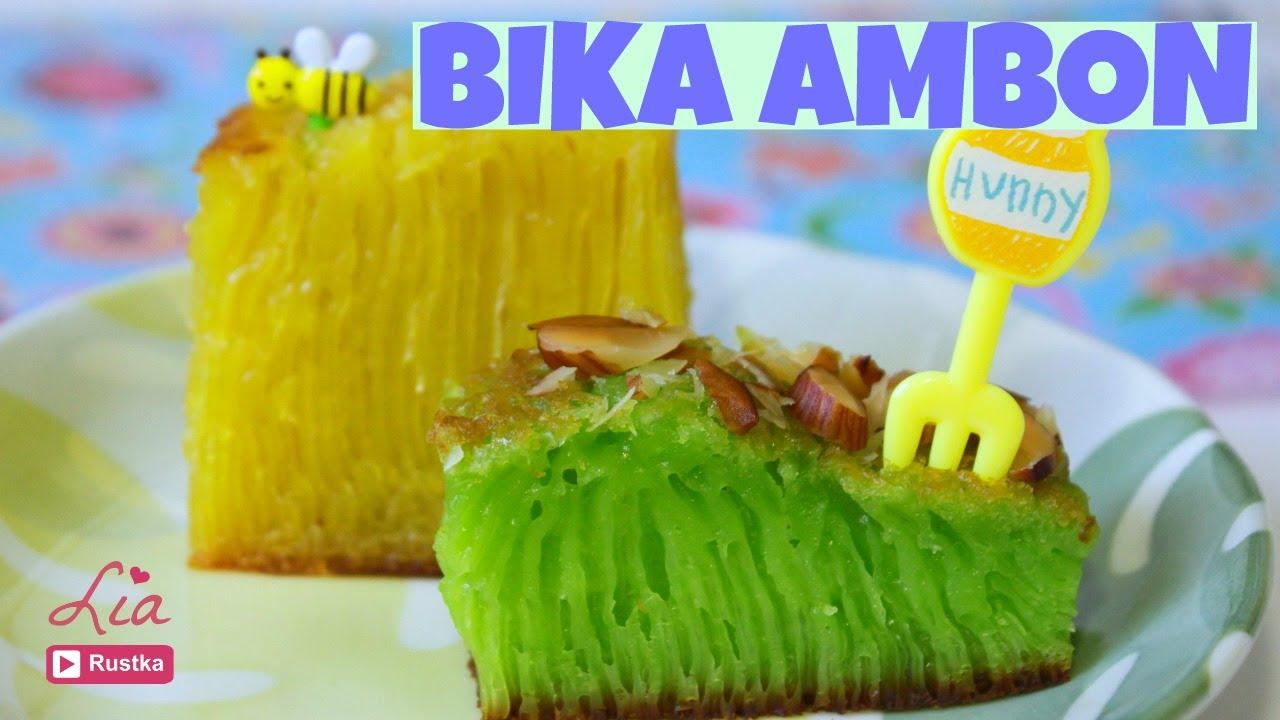Muhjar Kundi Cara Membuat Kue Bika Walik