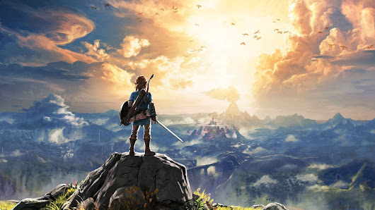 Test de The Legend of Zelda : Breath of the Wild sur Nintendo Switch – l'évolution de la série - Geeks and Com'