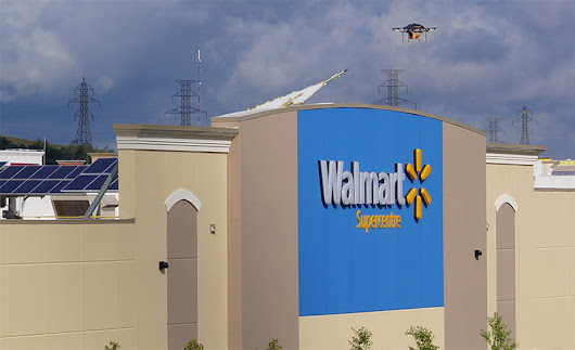 Walmart to Install Surface-to-Air Missiles on Store Rooftops to Shoot Down Amazon Drones | sUAS News