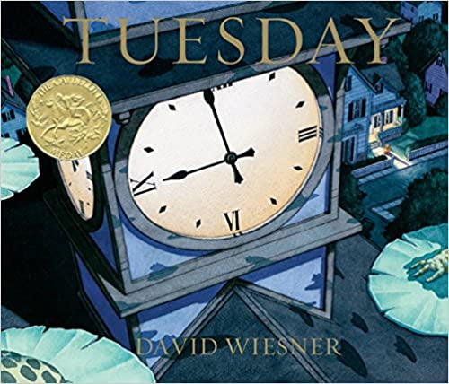 Picture Book 10 for 10 -- David Wiesner
