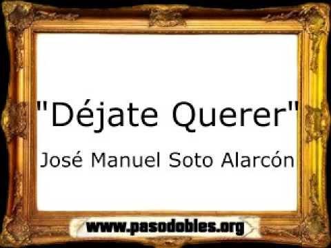 José Manuel Soto Alarcón