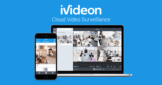 Ivideon firmware for IP cameras