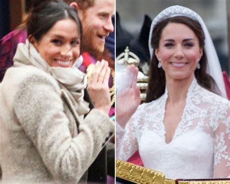 Meghan Markle Won?t Wear the Same Tiara as Kate Middleton