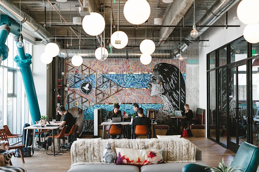 WeWork acquires Conductor, becomes a digital marketing provider