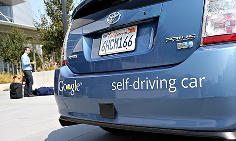 Driverless vehicles are the future for car sharing