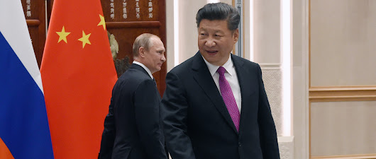 Russia and China: A long way from a fully-fledged partnership